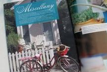 My Work & Writing Published / My Photography, Creations, Design & Writing in National & International Journals