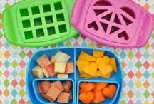 Fun Lunches / Here are a few of our favorite lunchtime fun meals!