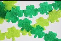 Fun on St. Patricks Day! / Green Everywhere!