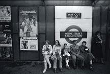 london underground / by highgate creative