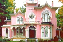 Victorian Homes / I will always love this style / by Royal Romance Cakes