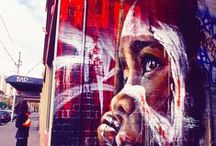 Street Art / #Streetart / by João Fernandes