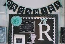 Classroom Organization & Decoration / by Elizabeth Villwock