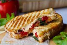 Sandwiches / by Tara DeCamp