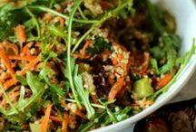 Salads / by Tara DeCamp