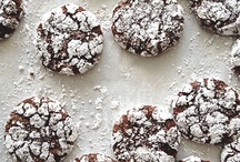 Cookie Recipes / Christmas Cookie Recipes, Easy Cookie Recipes, Healthy Cookie Recipes, Chocolate Chip Cookie Recipes