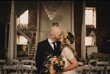 Irish Weddings / Beautiful Irish weddings that have been featured in Confetti bridal magazine