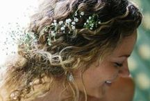 Hair Comes the Bride / Beautiful bridal hairstyles