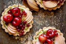 Tart Recipes / Easy Tart Recipes, Fruit Tart Recipes, Mini Tart Recipes and Savory Tart Recipes