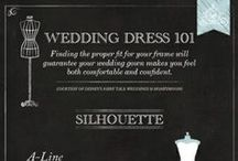 Infographics / Little how-to's to get you prepared for your wedding day