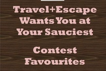 Travel+Escape Wants You at Your Sauciest BBQ Crawl Contest  / Visit http://www.travelandescape.ca/contests/bbq-crawl/ for contest details !! These are some of our favorite pics !!  / by Diva Q