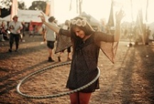 VOYAGE | Glastonbury Festival / The Glastonbury Festival of Contemporary Performing Arts is a performing arts festival that takes place near Pilton, Somerset, England, best known for its contemporary music, but also for dance, comedy, theatre, circus, cabaret and other arts.