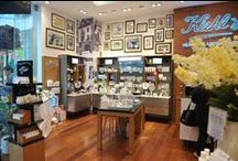 SHOPPING | Kiehl's / Kiehl's is an American cosmetics brand retailer that specializes in making premium skin, hair, and body care products. Founded as a single pharmacy in New York City's East Village in 1851.