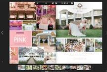 Special Notes in Pink Bride Magazine / Here are some weddings we were fortunate to participate in from The Knoxville Pink Bride Magazine.
