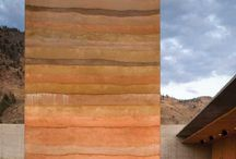 Earth: Rammed / Rammed Earth Construction / by Bailey Brown