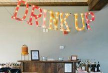 Venue Decor Inspiration / Inspiration for decorating your wedding venue.