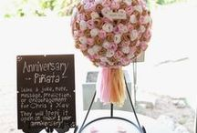 Guest Book Ideas / Need some inspiration for your wedding guest books? Well, here's some fun ideas!