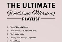 Wedding Music / Some floor fillers to keep you dancing till the wee hours of the morning!