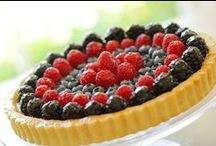 4th of July Recipes / 4th of July recipes and ideas for 4th of July Desserts!