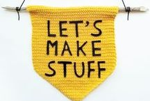 Let's Make Stuff / by Willy Nilly