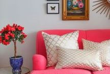 Pink Accents / Pink / by Laurie Osterman