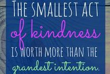 Random Acts of Kindness Week / #RAKWeek2015 Imagine if for one week, all of your social media feeds were flooded with kindness. Uplifting news stories, inspiring quotes, kind comments…for one week everyone united to focus on the positive. That's the goal of #RAKWeek
