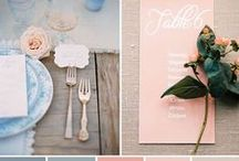 Spring Wedding Inspiration / Yay for spring, the days are starting to get a little brighter and so is our colour palette! Loads of pretty posies like tulips and daffodils, pastels are also key for spring and just general bright beautifulness!