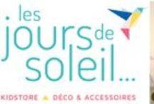 Boutique les jours de soleil... à Rueil-Malmaison / A découvrir à la boutique les jours de soleil... 20 bd du maréchal joffre, 92500 rueil-malmaison www.lesjoursdesoleil.fr
