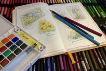 Sketchbooks, Journaling & Art / Find inspiration for sketching the world around you, capturing stories through creative journaling, and finding fun art projects.