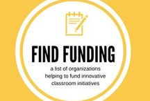 Grants and Funding for Classroom Projects / Get your innovative classroom projects funded!