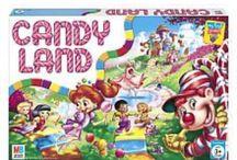 Candy Land / by Kellie Baucom