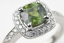 GREEN with envy / by Kellie Baucom