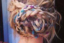 Hair, Hair, Hair  / by Laura DeWitt