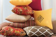Cushions/Pillows / by The Little Corner