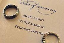Wedding / by Alaina Williamson