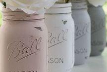 Mason Jars Love