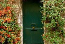 Open Doors / by The Little Corner