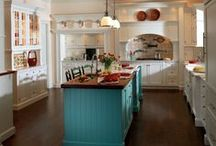 Kitchens & Eating Areas