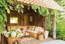 Outdoor living / by The Little Corner