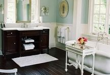 Home-Bathrooms / by The Little Corner