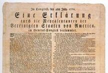 German-American History / Deutsch-Amerikanische Geschichte
