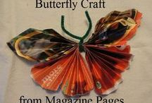 Craft Ideas for Kids / Awesome craft ideas for kids / by There's Just One Mommy