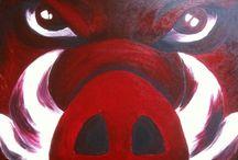 Woo Pig Sooie / by Leslie Boyles