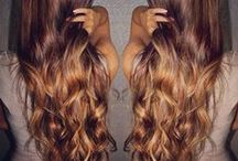 Hair; / by Payton McDonald