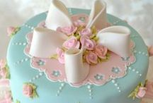 Decorated Cakes / by The Little Corner