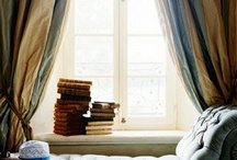 Reading Nook / by Crystal O'Morrow