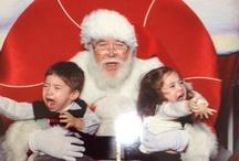 DEAR SANTA: / all things Santa and those that look like Santa