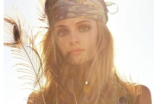 I want to be a Hippie / Hippie-Couture and Festival-Looks