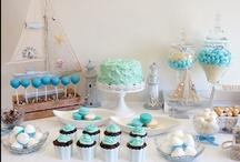 Marineros {Fiestas Temáticas} / Ideas para organizar una fiesta de marineros / by My Little Party Fiestas con Estilo