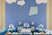 Azul {Fiestas por Colores} / Inspiración para decorar una fiesta en tonos azules / by My Little Party Fiestas con Estilo